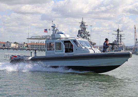 Military Boats | Metal Shark