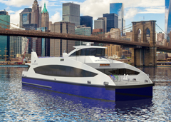 July 7, 2016: Metal Shark to Build Passenger Ferries for New York's Citywide Ferry System