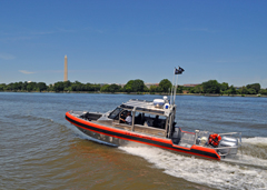 July 7, 2016: Metal Shark Delivers 200th RBS to the United States Coast Guard