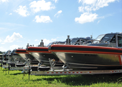 April 27, 2017: Metal Shark Launches Stock Boats Program, Significantly Reducing Lead Times