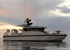 October 2, 2017: Metal Shark Wins U.S. Navy PB(X) Patrol Boat Contract