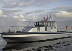December 20, 2017: Metal Shark Announces New Pilot Boat Contracts