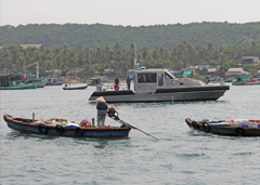 April 12, 2018: Metal Shark Delivers Another Round of Patrol Boats to the Vietnam Coast Guard