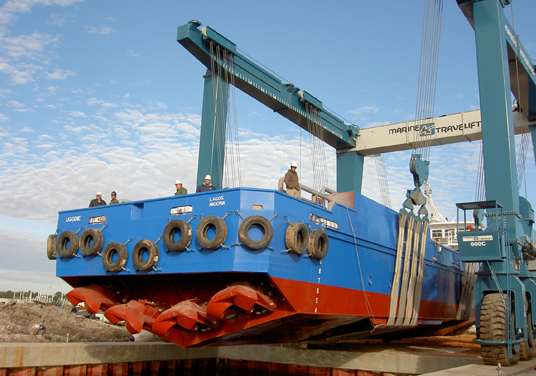 Metal Shark's Alabama Shipyard   Metal Shark