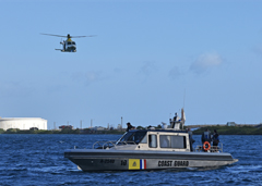 January 30th, 2019: Metal Shark Delivers New Patrol Boats to the Dutch Caribbean Coast Guard in Aruba