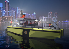 April 16th, 2019: Metal Shark Building Fire Boats for Miami-Dade Fire Rescue