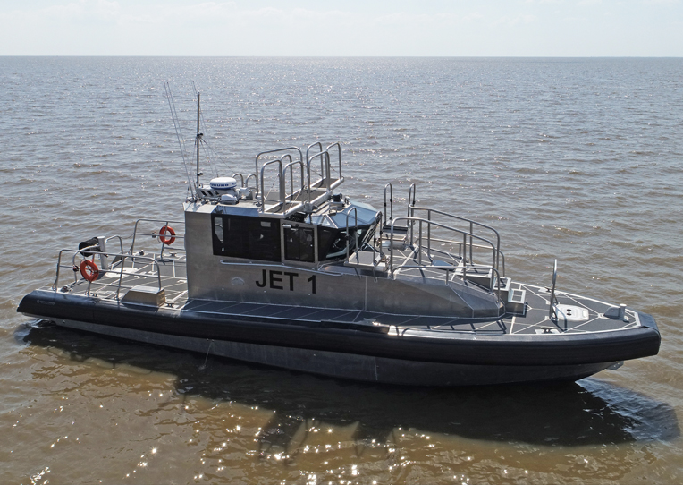 November 14th, 2019: Two New Metal Shark Pilot Boats Now Serving Port of New Orleans