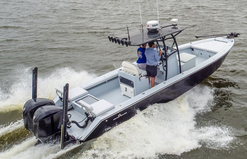 Small Jet Boats >> 28 Gravois Bay Image Gallery | Metal Shark